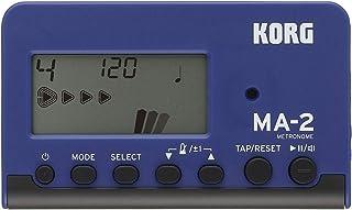 KORG デジタルメトロノーム MA-2 ブルー・ブラック