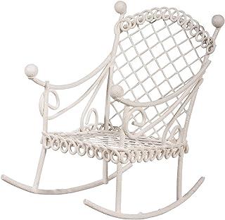 Rayher 46065102 摇椅,5.3x8x7.5cm,SB-Btl 1件,白色