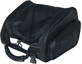座椅包 侧袋 Pursuit 旅行包 自行车用包 PTS-001 黑色 容量提升功能 三角停止显示 带防雨罩
