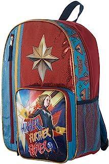 Marvel 漫画书配件 Marvel 船长背包