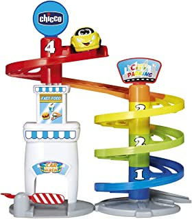 Chicco 智高 TURBO BALL - PARKHAUS,停车屋,带玩具车,1岁以上