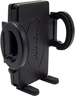 ARKON Universal Smartphone Holder for Smartphones - Retail Packaging - Black