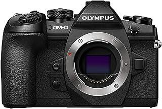 OLYMPUS 奥林巴斯 OM-D E-M1 Mark II 相机机身,(黑色)
