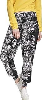 Urban Classics 女士哈伦裤宽腿|女士纱笼裤