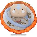 Funko 56022 POP Super: Avatar- Aang All Elements