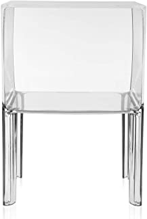 Kartell 卡特尔 Ghost Buster家具,透明,55 x 84 x 46厘米