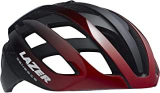 LAZER GENESIS AF 公路头盔 [红色黑色]