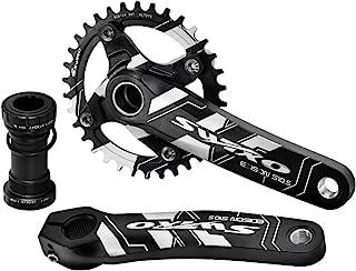 VUNDO 自行车曲柄臂底部支架链环套装 MTB 单速曲柄组 170 毫米