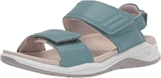 Ecco 爱步 X-Trinsic 女士皮革凉鞋