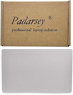 Padarsey Replaceme 触控板触控板兼容 MacBook Pro Retina 13 英寸 一体机 A1706 触摸板(适合 2016-2017 版本)(A1706 2016-2017 13 英寸(银色))