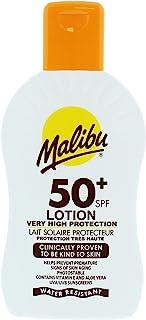 Malibu *防护、防水,含有维生素储存*乳 SPF 50+,200毫升