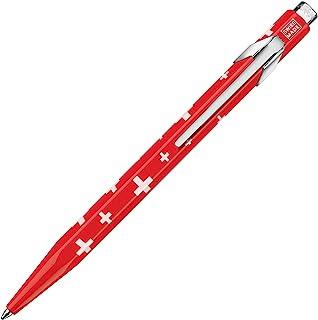 Caran D'ache Essentially 瑞士系列圆珠笔瑞士国旗 (849.253)