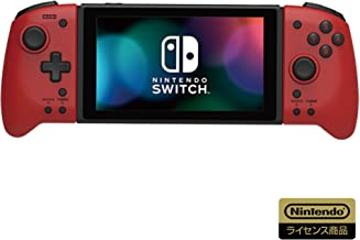 Hori 手柄控制器 适用于Nintendo Switch 红色 【适用于任天堂Switch】任天堂许可商品