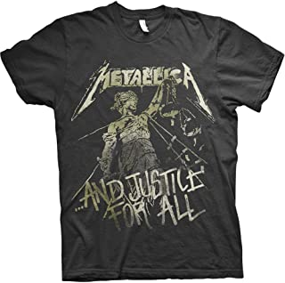 Metallica ...and Justice for All - 复古 T 恤