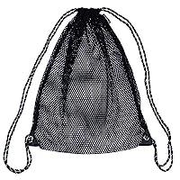 Chance 透气网眼运动装备抽绳背包适用于篮球、排球、足球或足球。