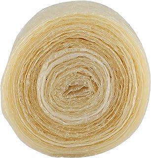 鱼肝干香肠壳,香肠壳,300 英寸(约 800.0 厘米)香肠套,适用于火腿的家庭食用
