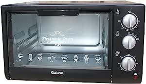 格兰仕19L多功能电烤箱KWS1319J-F8(XP)(旋转开关 定时烘烤控制 多重烧烤功能选择 大容量多重组合式烤制功能)