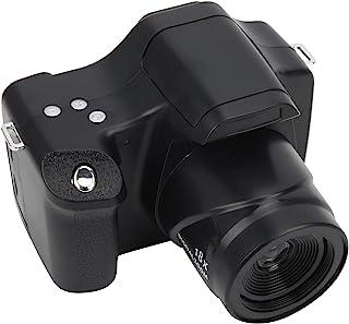 数码相机,3 英寸 LCD 屏幕 18 倍变焦高清单反相机 2400 万像素照片拍摄 1500 毫安大容量电池摄像机,用于拍照/录像(标准)