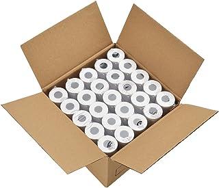 Coopaty 2 1/4''x 50'热收据纸,适用于POS寄存器(50卷)