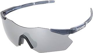 SWANS 运动太阳镜 Garwing 复刻版 GU-0701 SMK 自行车 高尔夫 球运动 镜面镜片