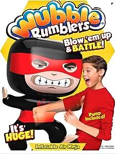 Wubble Rumblers 充气空气忍者