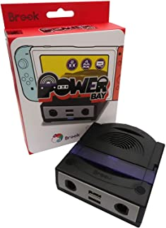 Brook Power Bay Switch门嘴 充电支架 GameCube控制器 无插式 高速充电 HDMI转换支持 [2372-0]
