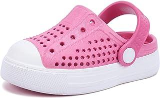 seannel 儿童涉水鞋一脚蹬运动鞋轻质透气凉鞋户外和室内