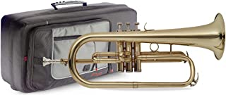 Stagg WS - FH215S Bb Flugel Horn 带盒子