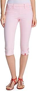 edc by ESPRIT 女士七分裤 053CC1B003 紧身修身(直筒)正常裤腰