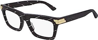 Bottega Veneta BV1059O 黑色水晶 51/19/140 中性款成人眼镜框架