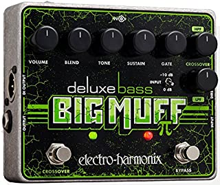 Electro-Harmonix 豪华低音大口声 Pi 低音效果踏板