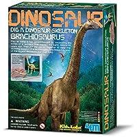 4M 考古探索系列 科学探索益智教育玩具 侏罗纪恐龙 腕龙