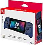 Hori Nintendo Switch Split Pad Pro(蓝色)人体工程学控制器,适用于手持模式 - Nin…