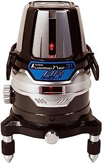 SHINWA测定 激光墨器 LASER ROBO Neo 31ER BRIGHT 纵向 横向全包围 大矩 地黑 78240