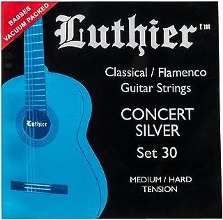 Luthier Set 30 音乐会银色经典弗拉门戈吉他弦