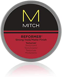 Mitch Reformer Strong Hold/matte Finish Texturizer/FN218109/3 oz// 3 ounces