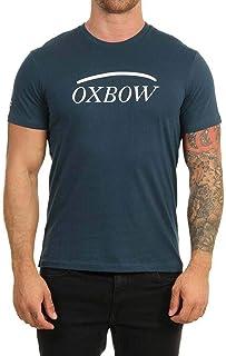OXBOW M2TALAI 男式 T 恤,Geai, FR (尺码:4XL)