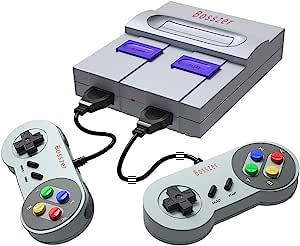 Bosszer HD 821 复古游戏机,HDMI HD输出NES,童年经典游戏,内置数百种视频游戏系统