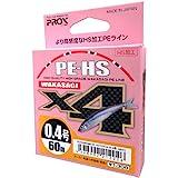 プロックス PE - HS ワカサギ X 60 m