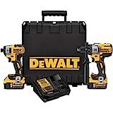 DEWALT 组合套装 5.0 Ah DCK299P2 需配变压器