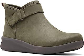 Clarks 女士 Sillian 2.0 West 靴子