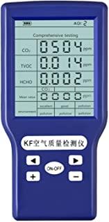 CfoPiryx 空气质量测试仪,空气质量监测仪,二氧化碳检测器,高精度节能环保保护,二氧化物/二氧化碳检测器/甲醛探测器