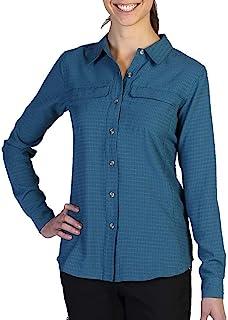 ExOfficio 女士 Gill 长袖衬衫