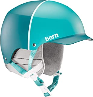 Bern Muse EPS 带 Crankfit 头盔,绸缎青色,小号