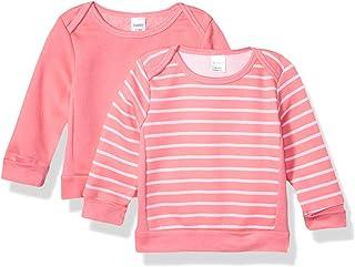 Hanes 终极婴儿女童圆领运动衫