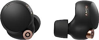 Sony 索尼 WF-1000XM4 真无线降噪耳机(长达 24 小时电池续航时间,稳定的蓝牙连接,优化为 Alexa 和 Google Assistant 提供免提装置)黑色