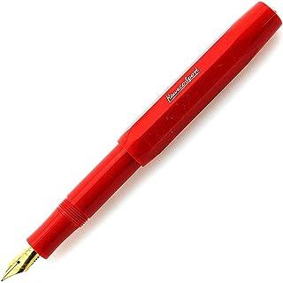 Kaweco Sport 经典钢笔红色 B(黑色)