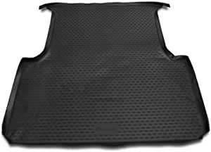 Element EXP.NLC.48.79.B15 定制贴合橡胶靴衬垫保护垫,适用于丰田 Hilux 双驾驶室,2008->,皮卡,右手驾驶,1 件