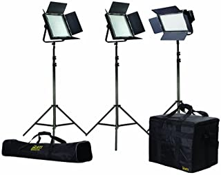 IKAN IFB2115 Featherweight 双色套装,带 2 X IFB1024,1 x IFB576 AB 和 V 型安装板,黑色