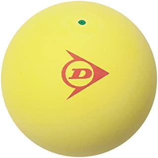 DUNLOP 软式网球 公认球 篮子 10打 黄色 DSTBYL2120